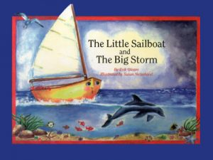 image for The Little Sailboat and the Big Storm